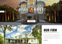 Huey Architect Website