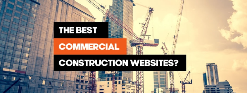 Commercial Construction Websites